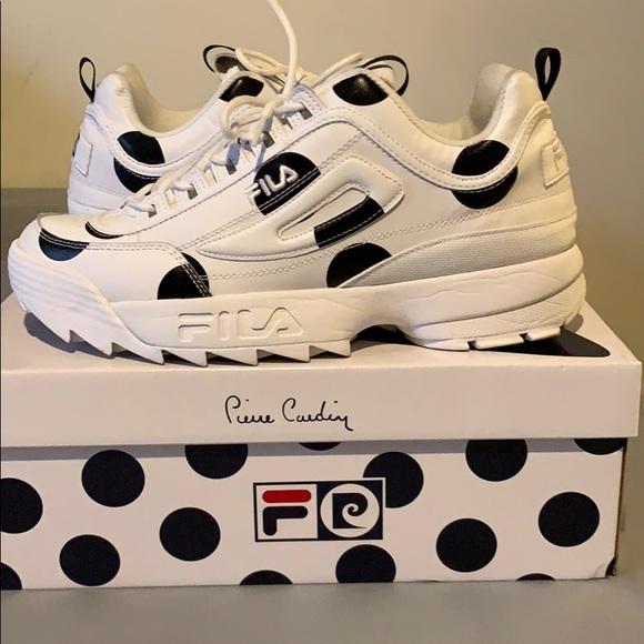 eb37e037777 Fila Shoes   Disruptor Ii X Pierre Cardin   Poshmark